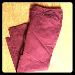 Merona stretch size 16 pants